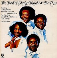 Cover Gladys Knight & The Pips - The Best Of Gladys Knight & The Pips [1976]